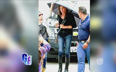 Caitlyn Jenner anda imponiendo moda
