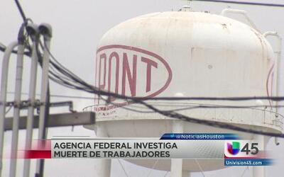Continúa investigación de explosión en planta DuPont