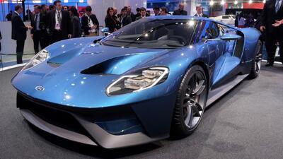 Lo que tienes que ver del Detroit Auto Show