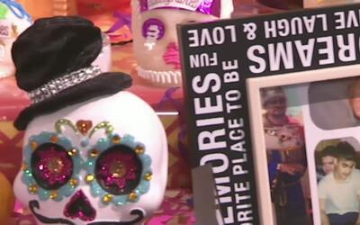 Comenzaron las celebraciones típicas del Día de Muertos en Houston