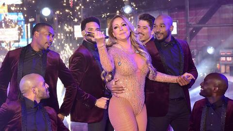 """Mariah Carey anuncia su retiro tras sentirse """"humillada"""" en Times Square"""