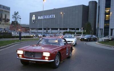 Durante el evento la prensa internacional pudo visitar la planta de via...