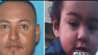 Encuentran a bebé Jayden Nathaniel Santiago en Tijuana.