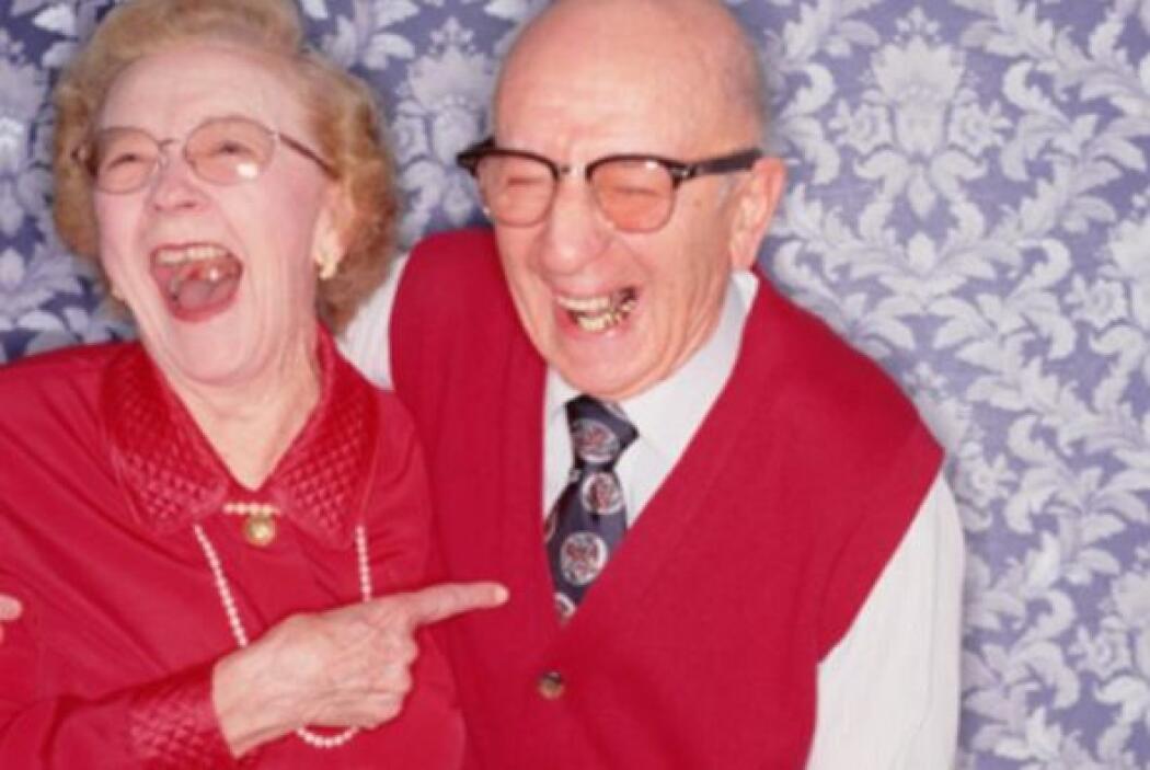 Algunas personas, no importa la edad que tengan, nunca pierden su bellez...