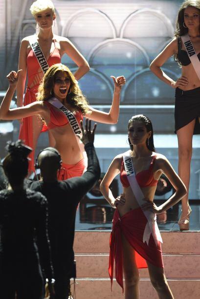 Gabriela siempre se caracterizó dentro de la competencia por ser una chi...