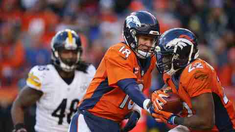 Broncos 23-16 Steelers: Peyton lo hizo y Denver va por el boleto al Supe...