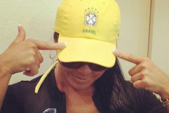 Maripily está lista para el Mundial de Brasil 2014. Todos sobre el Mundi...