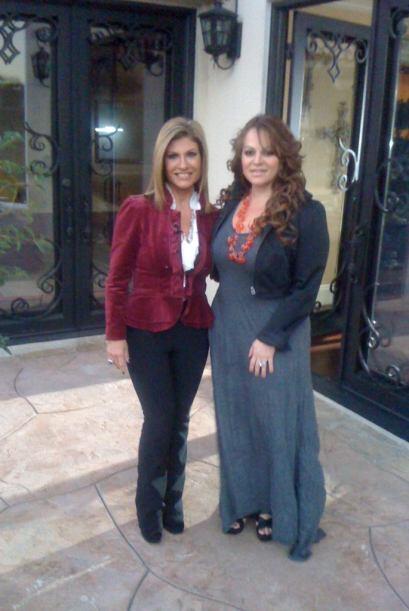 Entrevista con Jenni Rivera