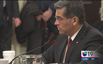 Asamblea confirmó al congresista Javier Becerra como procurador del estado