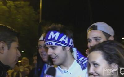 Así festejó la afición merengue en la Cibeles por el título de Real Madrid