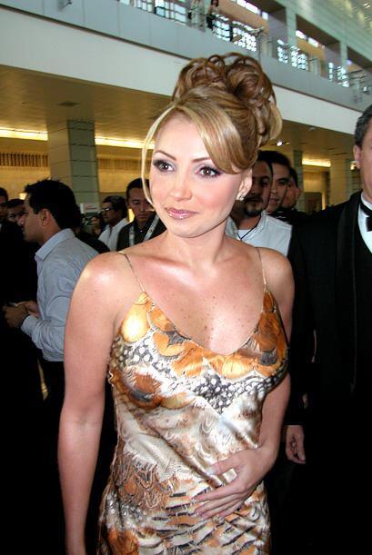 """Angélica participó en """"Alcanzar Una Estrella"""",..."""
