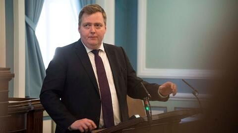 Daily Brief: Iceland's Prime Minister Resigns