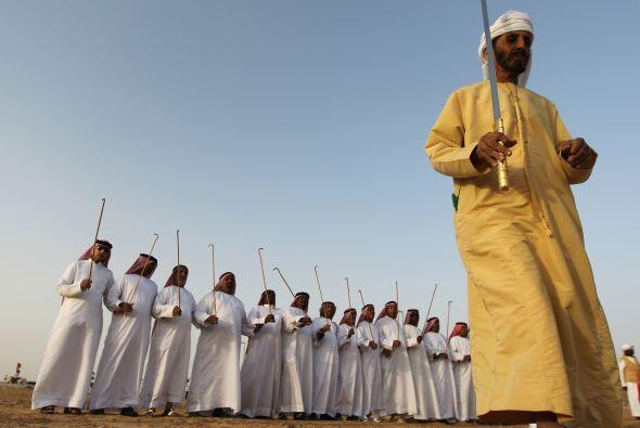 """La """"camellomanía"""" está tan extendida en Arabia Saudí que cada tribu orga..."""