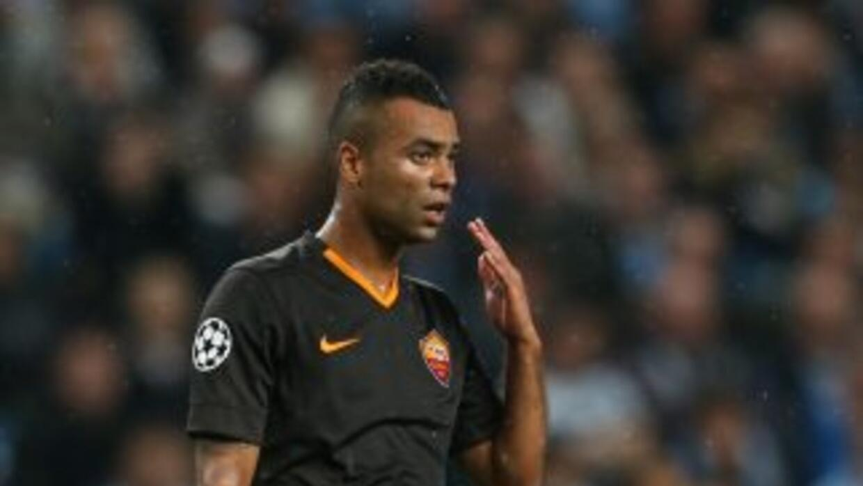 Ashley Cole, Roma