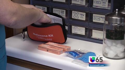 Escuelas en Camden cuentan con un medicamento contra la sobredosis