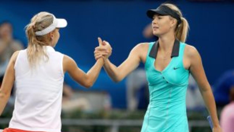 La rusa María Sharapova nuevamente cae en las primeras rondas de un torn...