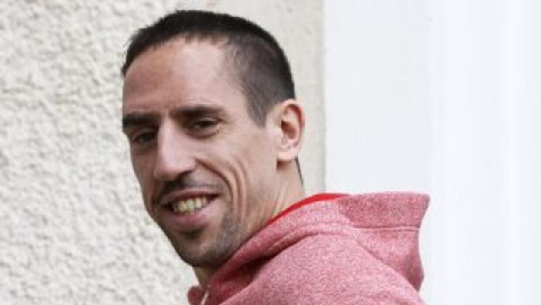 Ribery considera merecer el 'Balón de oro'.