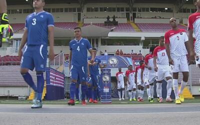 El Salvador vence sin complicaciones a Belice en la Copa Centroamericana