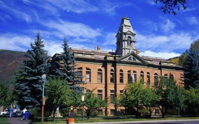 Aspen, sede del Instituto Aspen, en Colorado