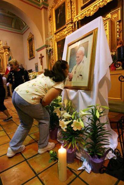 Su muerte fue lamentada en la Catedral de Nuestra Señora de Los &...