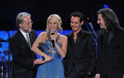 27. Shakira fue nombrada como Persona del Año durante la pasada entrega...