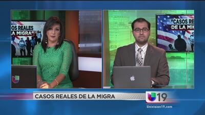 Casos reales de la migra: ¿el papá de mi hijo puede venir a EEUU a cuida...
