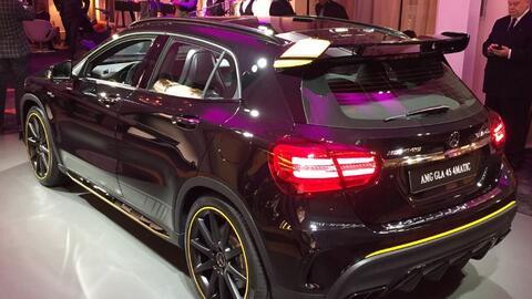 Mercedes-Benz presenta algunas novedades en el Auto Show de Detroit 2017