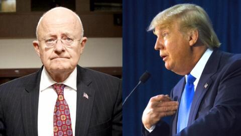 Las agencias de investigación niega las acusaciones de Trump sobre los d...