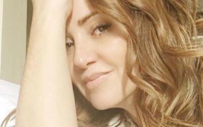 ¡Andrea luce espectacular todo el tiempo!