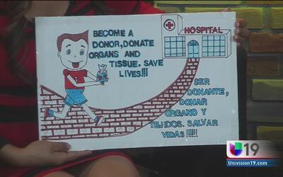 Conviértete en un donador de órganos y salva vidas