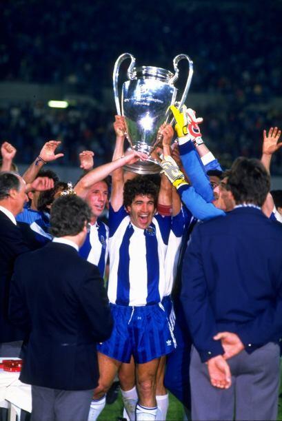 En 1987 el Oporto levantó la mano por el bando lusitano, consigui...