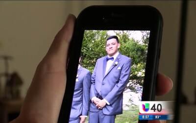 Una familia pide un juicio justo para su hijo arrestado