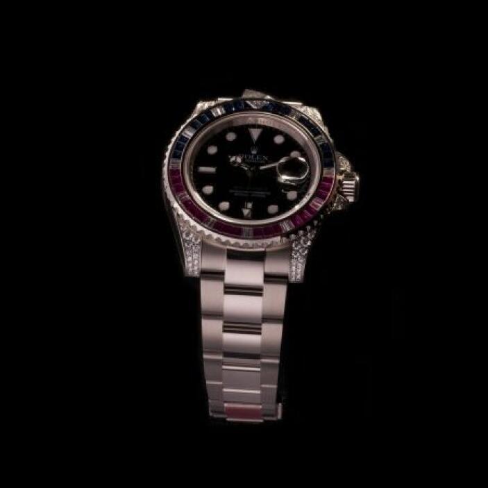 De los lotes más grandes a subastar se encuentran los relojes de prestig...