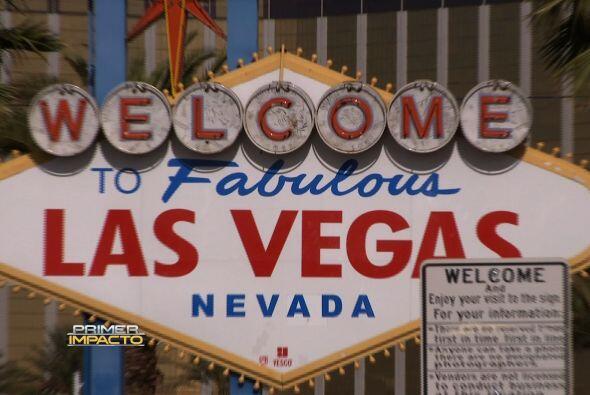 Lo que pasa en Las Vegas lo verán en Primer Impacto