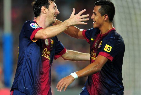 El argentino engañaba al portero Iker Casillas y ese tanto era el 2-1.