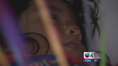 Niño de 3 años atropellado sale del hospital