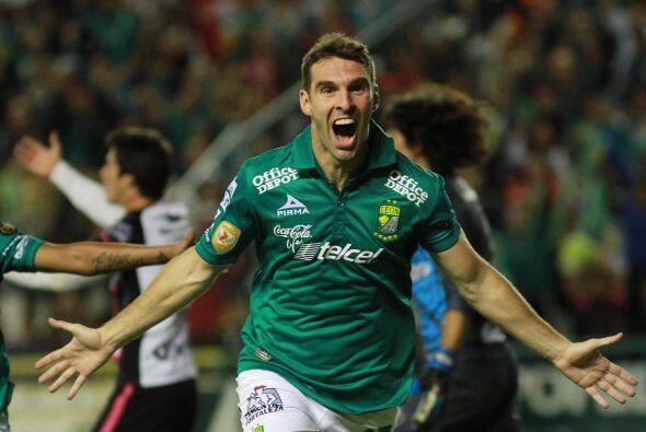 Debajo de los rojiblancos tenemos al León, el equipo verde ha sab...