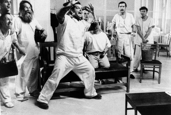 La genial película de Milos Forman, 'Atrapado sin salida', ganó varios p...