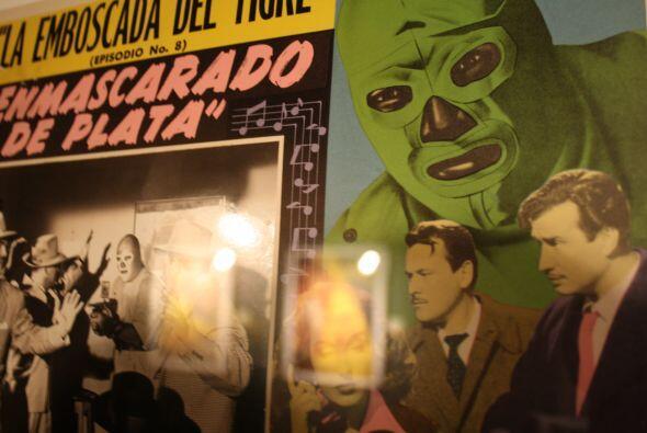 Y es una de las dos exposiciones que ofrece actualmente Mexic-Arte sobre...