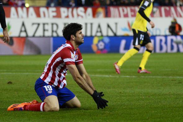 El Atlético Madrid, al que está pasando factura la sequ&ia...