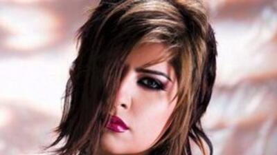 El acusado difamó a la cantante Shams. (Fotografía tomada de Twitter).