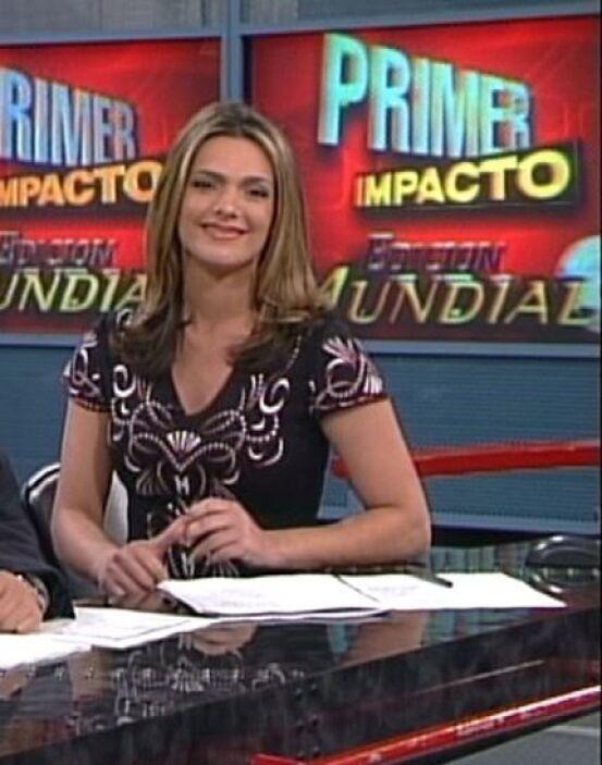 Bárbara es la presentadora que lleva mas tiempo en el programa.