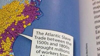 Errónea descripción de los esclavos