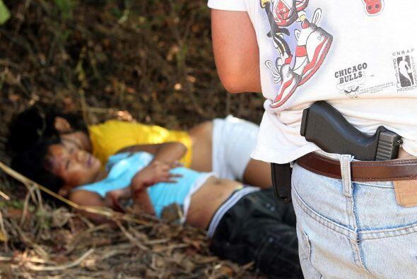 Datos de la Procuraduría de Guatemala señalan que las mujeres asesinadas...