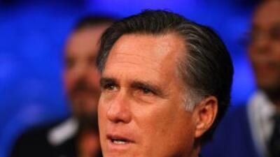 Mitt Romney, ex candidato a la presidencia de Estados Unidos