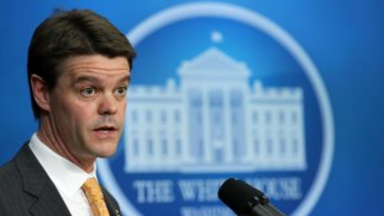 El Subsecretario del Departamento de Seguridad Nacional de Estados Unido...