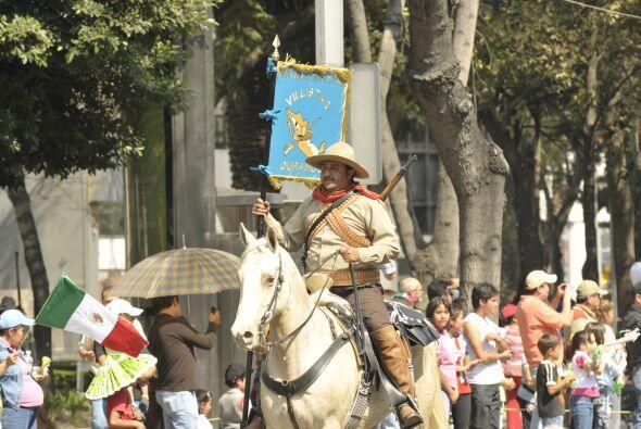 'La Revolución Mexicana se hizo a caballo y en ferrocarril' fue el eslog...