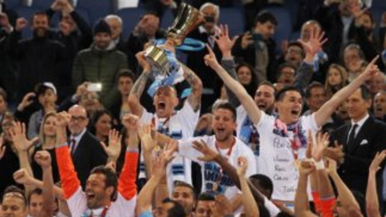 Nápoles consiguió su quinto título de Copa.