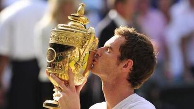 Murray lo logró y se llevó Wimbledon.