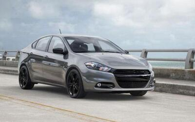 El Dodge Dart 2015 fue nombrado 'Best Value'.